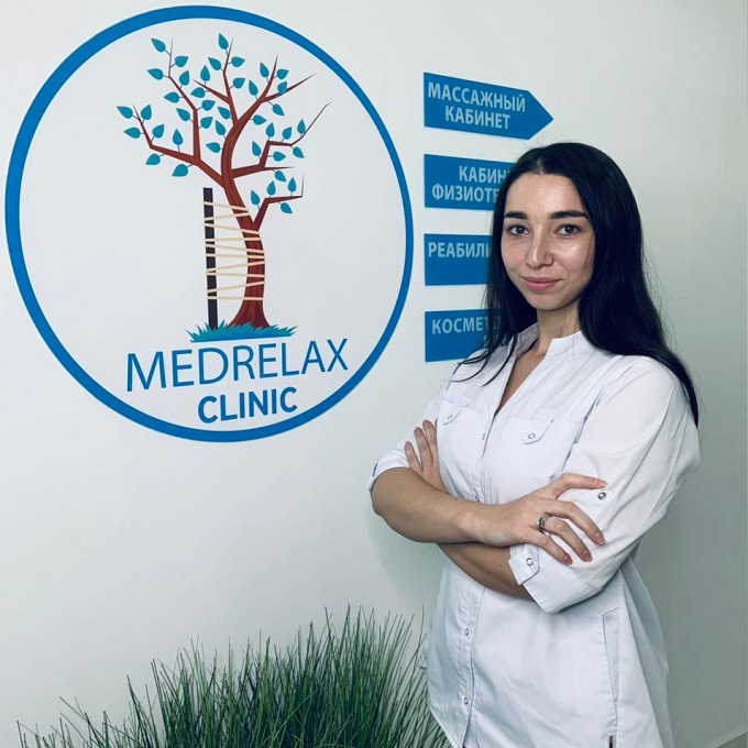 Врачи клиники: Мирошник Юлия Аслановна