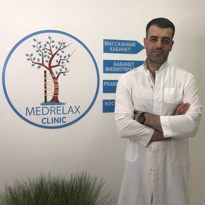 Врачи клиники: Ферзат Мохамед Фаез